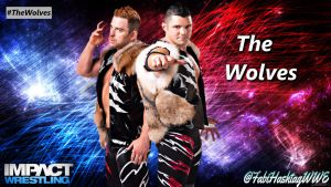 The Wolves TNA Wallpaper by Fabian-Winchester