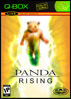 Panda Rising by starchild6891
