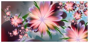 Spring Flower 9 by roup14