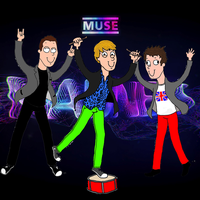 M-m-m-muse by TheSimpsonsFanGirl