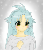 Silver - ouo by Sweetcorn-chan
