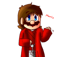Mario by Ask-TF2-Red-Medic