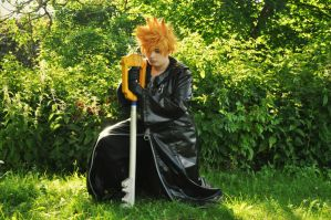 Roxas - The key of burden. by Millahwood