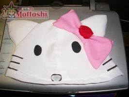 Hat Hello Kitty by HollyMotto
