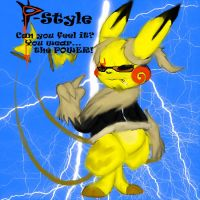Leichu-Pikastyle manager by byona