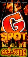 G spot bar and grill by greatwuff