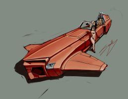 concept vehicle 1 by Saurabhinator