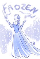 Frozen by Pipix21