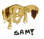 .: Sam Mini (Animated) :. by BeachBumDunkin