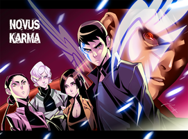 Novus Karma 2nd Anniv! by kevinTUT