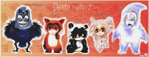 Death Note ZOO by ShingoTM