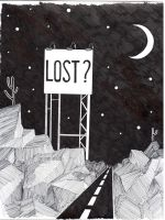 Lost? by JakeRomano