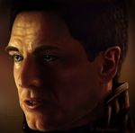 Dark Archer: Malcolm Merlyn by Bloodsong13T
