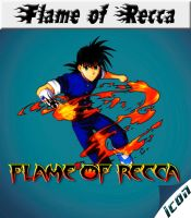 Flame of Recca icon by TRABLUSKAR