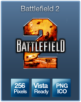 Battlefield 2 Icon by Deffert