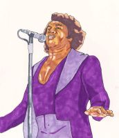 Godfather of Soul James Brown by UnknownStyleX