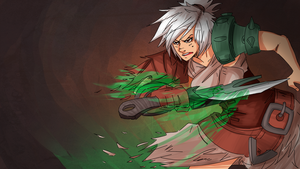 Riven background by 15p