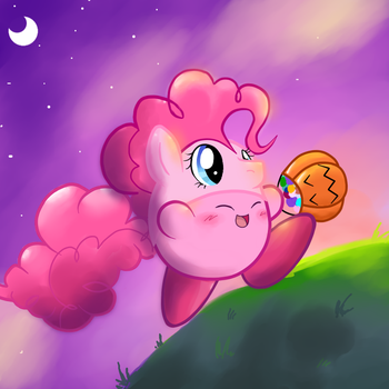 WHEN I WAS A LITTLE FILLY by PerfectPinkWater