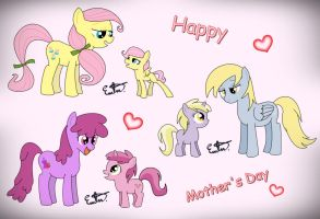 Happy Mother's Day MLP by Estevangel