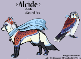 [Reference] Alcide by MystikMeep