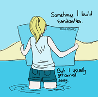 ST - Sandcastle by Cao