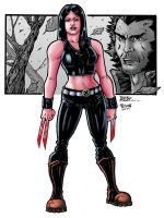 X-23_Color2. by Troianocomics