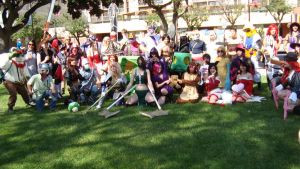 League of Legends Cosplays at Fanime 2012 by Zenderz
