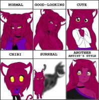 Style Meme by AJgirl