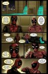 Spideypool Comic 'Never Say Never' Page 6 by jijikero