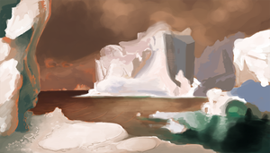 Icybergs by Zalcoti