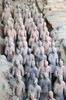Entombed Warriors 3 - Xi'an by wildplaces