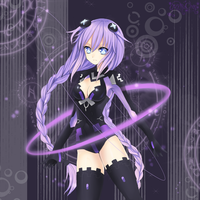 Purple Heart by CaramelCaprice