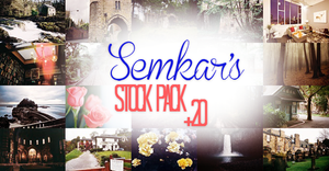 Stock pack by semkar