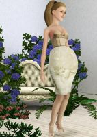Sims3 Christian Dior Couture by Aldehydebends