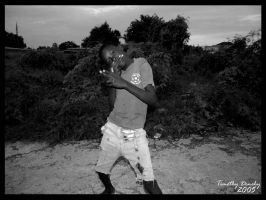 Young Jamaican boy by timlori