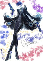 Bayonetta by FairyTailKing