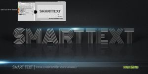Smart Text PSD by NishithV
