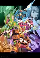 Rebirth of the Guardians by ultimatemaverickx