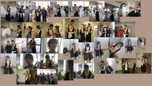Haru-Con 1st Collage by yair23