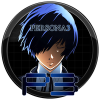 Persona 3 Icon by andonovmarko