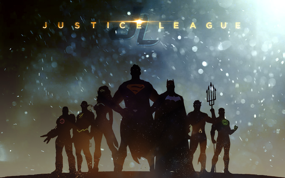 Justice league III by chayasit