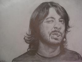 Dave Grohl by Catherine1992