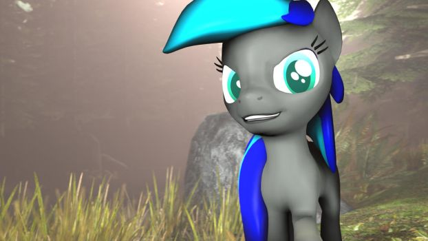 [SFM/MLP OC] Spirit Moon (Request by Country Croc) by FireSparky
