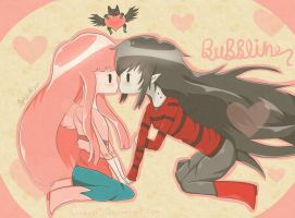 Bubbline Love by coausti