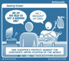 Seeing Green by schizmatic