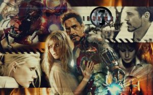 Iron Man 3 by joey-artworks