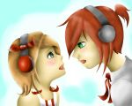Rin and Len? by X-AliceRose-X