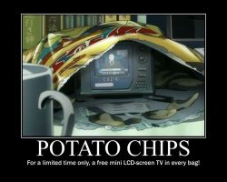Motivation - Potato Chips by Songue