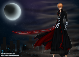 Ichigo - New BAN-KAI by staf93