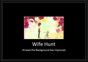 Wife Hunt Meme 4 by 42Dannybob